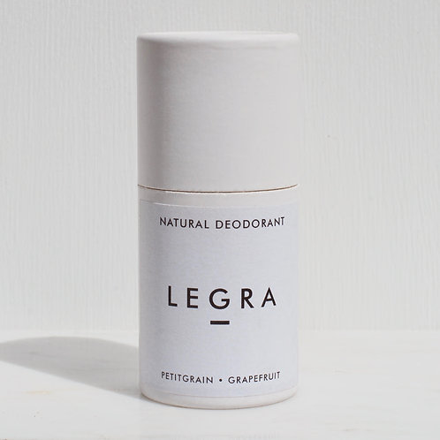 NATURAL DEODORANT STICK WITH PETITGRAIN, GRAPEFRUIT & PINE