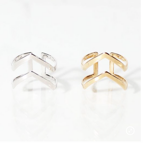 ADDISON RING - SILVER OR GOLD
