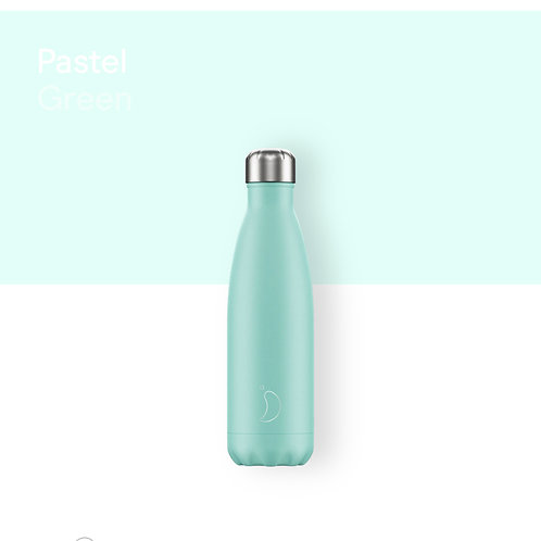 CHILLY'S BOTTLE - PASTEL GREEN