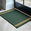 Thumbnail: FOREST GREEN DOORMAT - LARGE