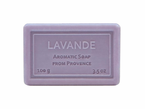 WRAPPED SOAP - LAVENDER
