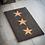 Thumbnail: 3 STARS DOORMAT - SMALL