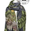 Thumbnail: PASSION FLOWER GREY SCARF