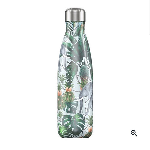 CHILLY'S BOTTLE - TROPICAL ELEPHANT