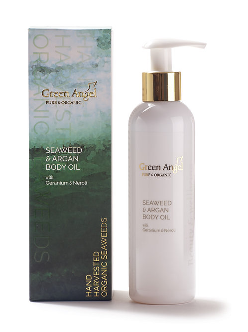 SEAWEED & ARGAN BODY OIL