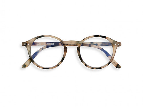 LIGHT TORTOISE SCREEN GLASSES