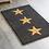 Thumbnail: 3 STARS DOORMAT - LARGE