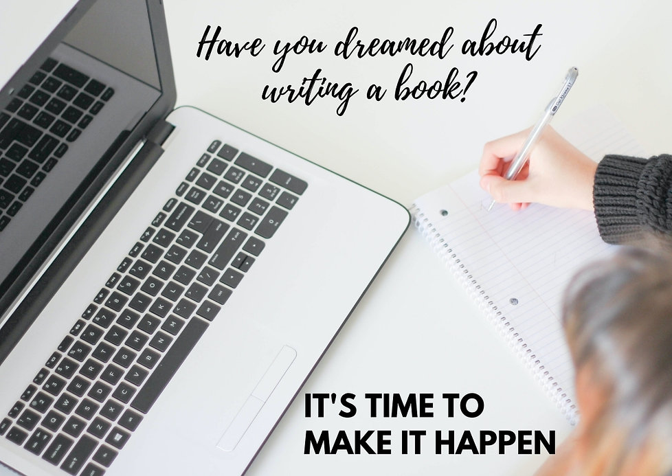 Have you dreamed about writing a book?-2