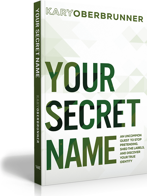Your Secret Name Coaching Program