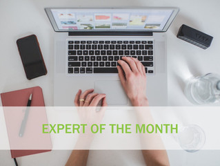 APRIL'S FEATURED EXPERT
