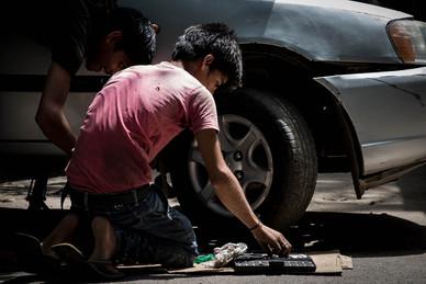 El capitalismo y el trabajo infantil