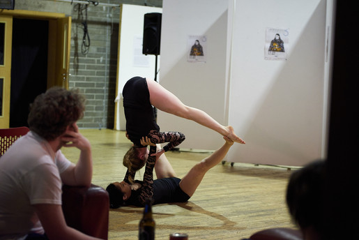 Short Films by Emerging Female Filmmakers + Acrobalance performance by Amy and Saya