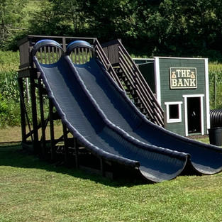 Giant 40' Culvert Slides