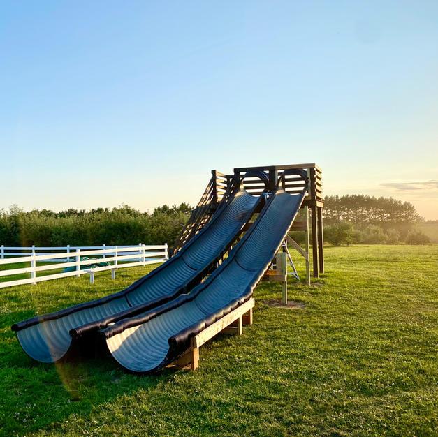 40' Culvert Slides