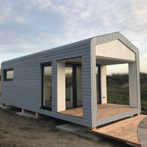 32m2 Tiny House designed to meet the increasing demand for tiny housing.