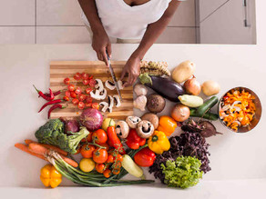 Diet food that your body needs.