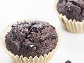 Muffin without gluten and no allergens