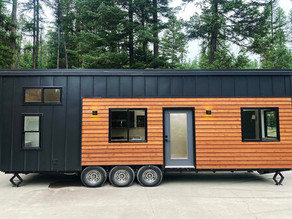 Gorgeous 30' Tiny House with very unique Design.