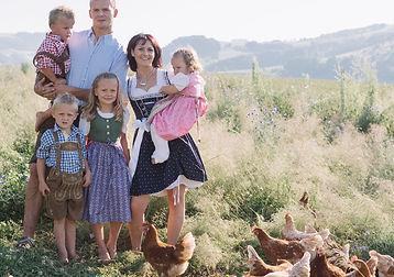 Familie Strauss in Garsten bei Steyr