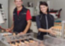 Straussis Freilandeier, ein Markenprodukt aus dem Ennstal, Steyr-Land