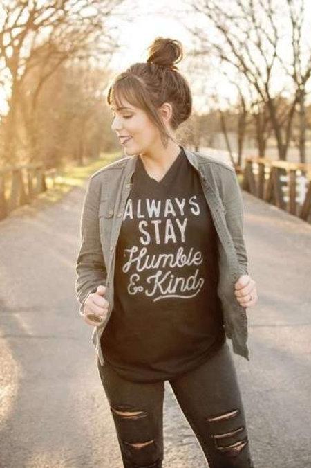 Always Stay Humble & Kind Tee Shirt