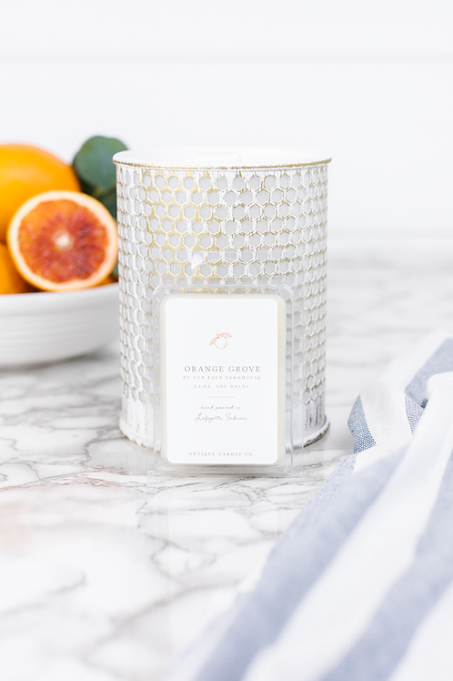 Orange Grove by Our Faux Farmhouse Wax Melts