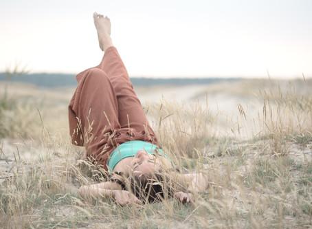 Outdoor Barefoot Practice