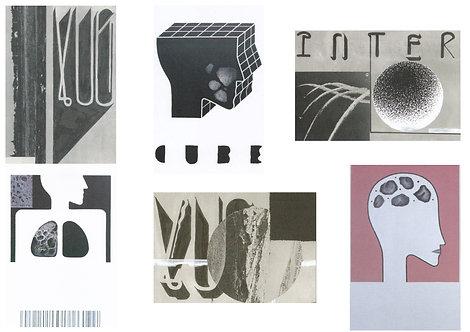 VUG - CENTIMENTAL postcard set