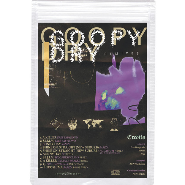 GOOPY DRY REMIXES