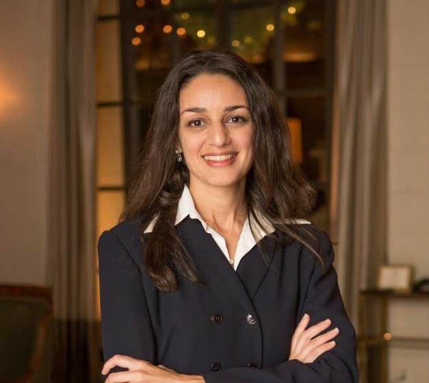 Women in Small Business: 5 Questions with Golnar Abedin