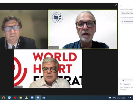 Prevenção, pesquisa e ações para a saúde cardiovascular pautam conferência no Dia Mundial do Coração