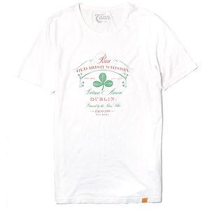 TONN Dublin Distillery T-Shirt White