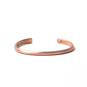Champion Cuff Brushed Copper