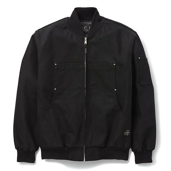 Filson CCF Bomber Jacket Black