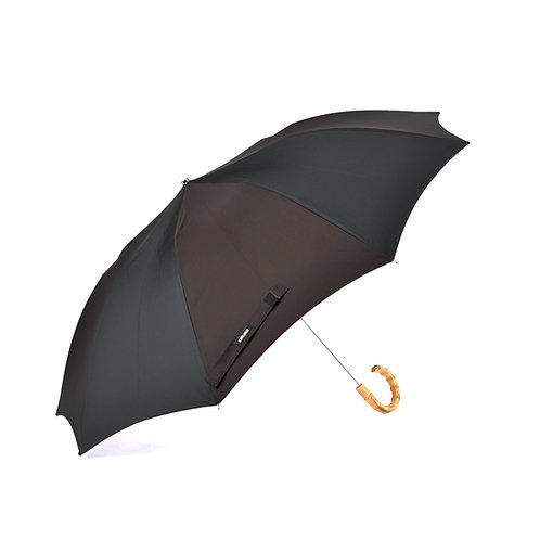Fox Umbrella x Knapsack Two Tone Bamboo Telescopic Umbrella