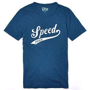 TONN Speed T-Shirt Blue