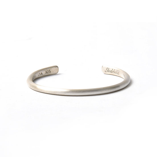 Champion Cuff Brushed Silver