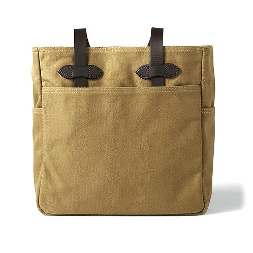 Filson RUGGED TWILL TOTE BAG 棕褐色