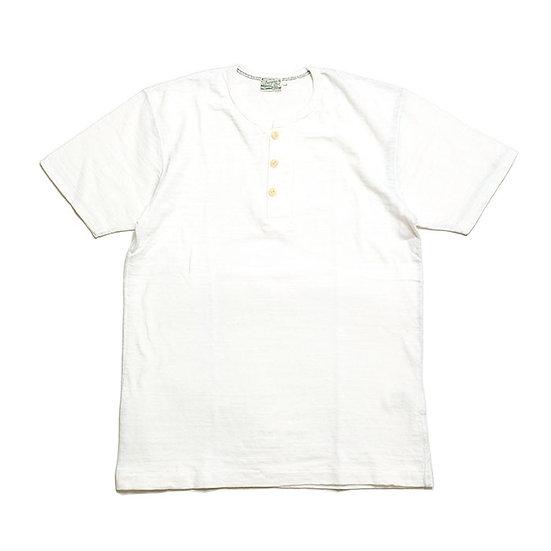 BURGUS PLUS HBP-012 T-shirt Plain Henley Neck