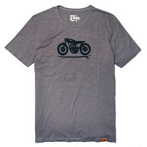 TONN Cafe Racer T-Shirt Grey