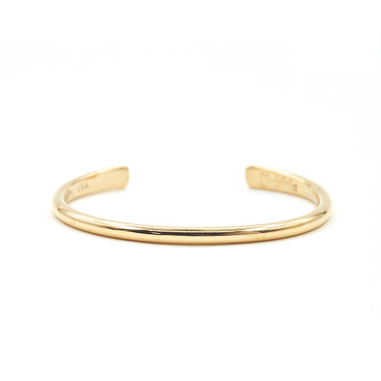 Champion Cuff Polished Brass