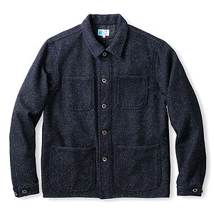 JAPAN BLUE JEANS 12.5oz Tweed Denim Coveralls