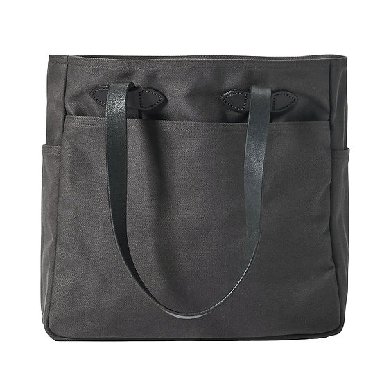 Filson RUGGED TWILL TOTE BAG Cinder