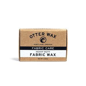 OTTER WAX Heavy Duty Fabric Wax Regular