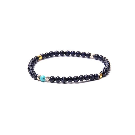 BRANCO Nomad Bracelet Blue Sandstone