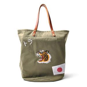 IN MEMORIES SPORTWEAR Tiger Deck Bag