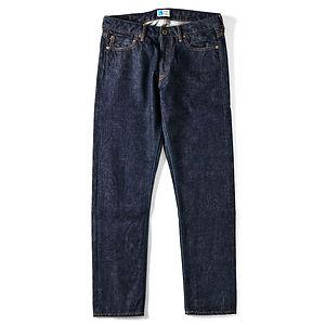 JAPAN BLUE JEANS Prep 13.5oz Côte D'Ivoire Cotton Vintage Selvedge Jeans