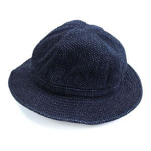 JAPAN BLUE JEANS Indigo Sashiko Bucket Hat