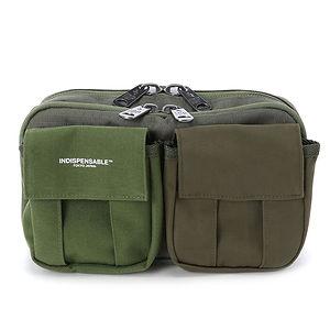 INDISPENSABLE Military Quick Shoulder Bag