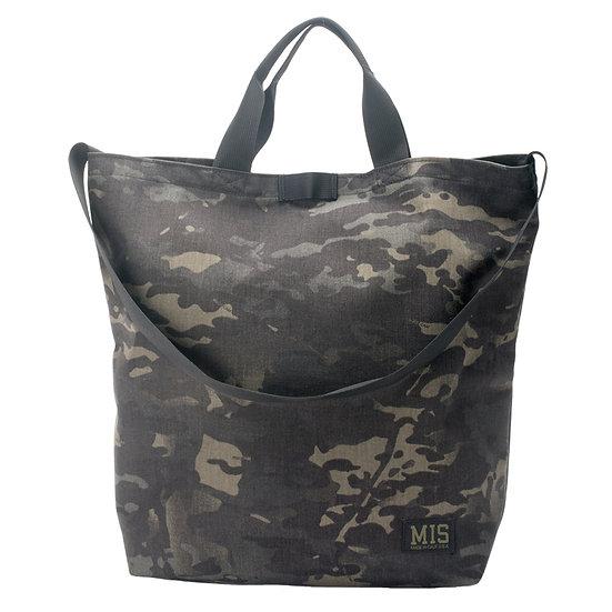 MIS Waterproof Carrying Bag Black Multi Cam